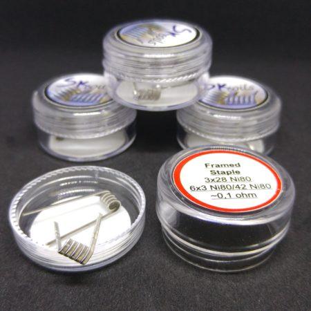 SK Coils Framed Staple n80 Greece Xsmokers