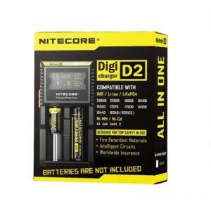 Φορτιστής Nitecore D2