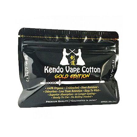 Kendo Vape Cotton (Gold Edition)
