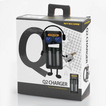 NITECORE Q2 2A Quick Charger Xsmokers Greece