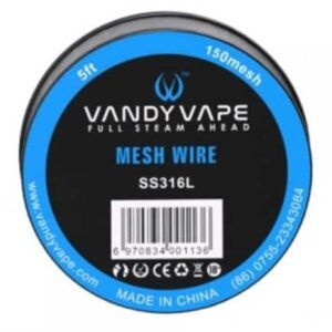 Vandy Vape Mesh 150 Wire SS316L