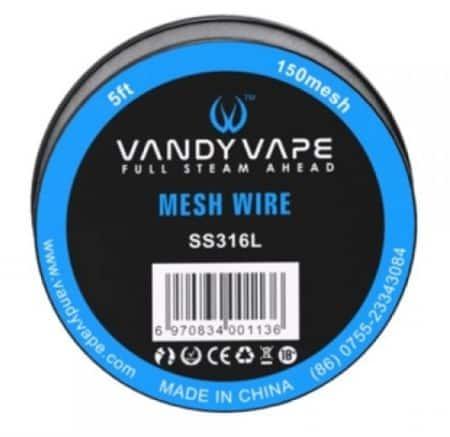 MESH vandy vape xsmokers