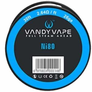 Vandy Vape Ni80 Wire 24Ga