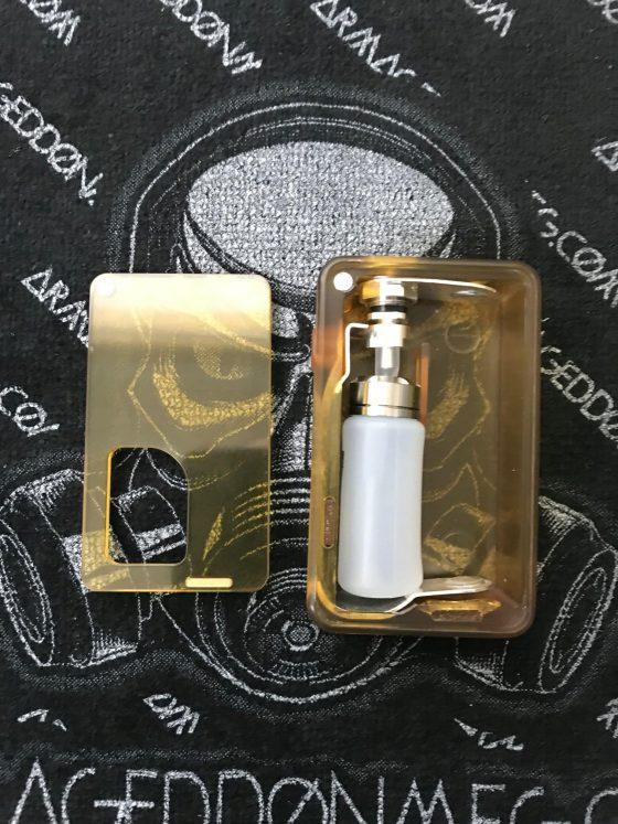 Squonker Ultem V2 Limited Edition- Armageddon Mfg xsmokers greece