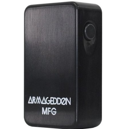 Squonker Black Box - Armageddon Mfg xsmokers Greece