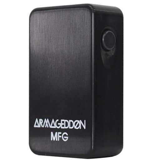 Squonker Black Box - Armageddon Mfg xsmokers Greece