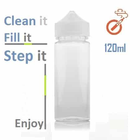 DIY Bottle 120ml Unicorn xsmokers