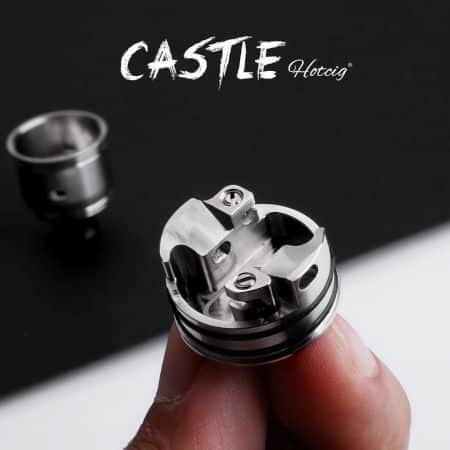 Castle RDA Xsmokers Greece