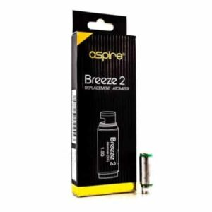 Aspire AIO resistors Breeze 2 Greece Xsmokers