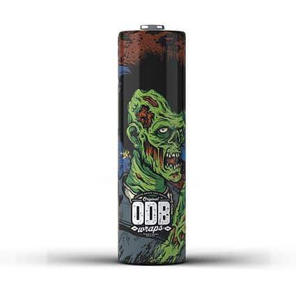 Wraps 18650 ODB Horror Greece Xsmokers