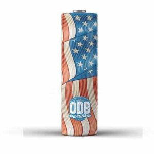Wraps 18650 ODB Murica Greece Xsmokers