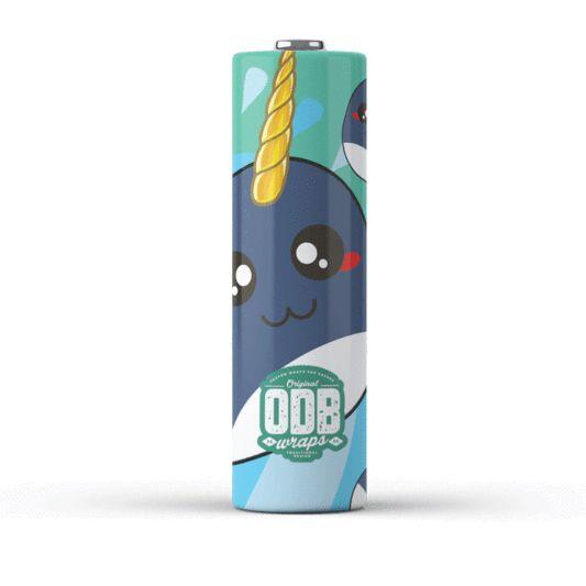 Wraps 18650 ODB Narwho Greece Xsmokers