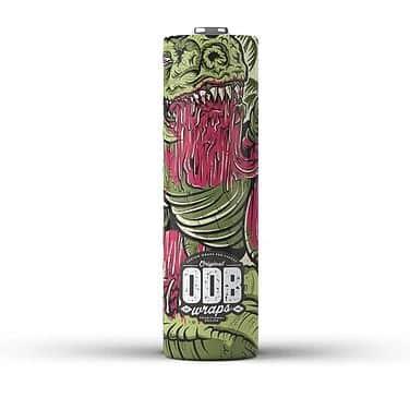 Wraps 18650 ODB DINO Greece Xsmokers