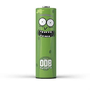 Wraps 18650 ODB Pickle Greece Xsmokers
