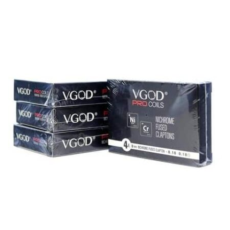 VGOD - 4 Pz Coil Nichrome Greece xsmokers