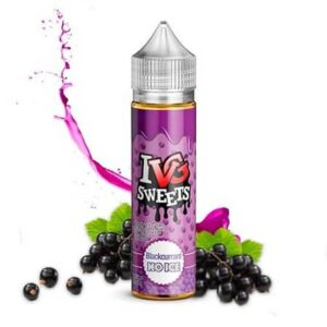 IVG Sweets Blackcurrant NO ICE 50ml