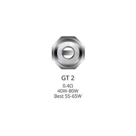 resistances gt2 pour nrg tank par 3 vaporesso Vaporesso GT2 Core For NRG Tank Xsmokers