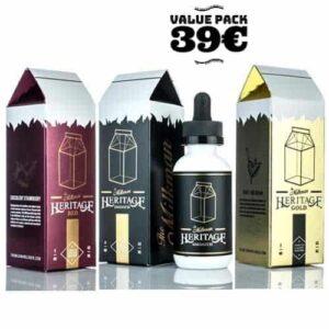 The Milkman Heritage Value Pack