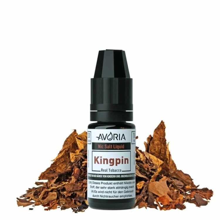 Avoria Kingpin Nic Salt 20mg