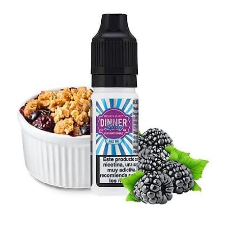 dinner lady salts blackberry crunble xsmokers greece