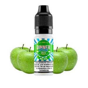 Dinner Lady Salts Apple Sours 20mg 10ml