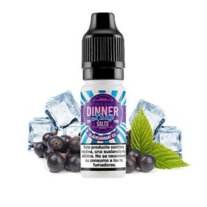 Dinner Lady Salts Blackcurrant Ice 20mg 10ml