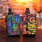 Squid Industries Squad TankRTA Atomizer Kit 1300mAh 00622768f637 Squid Industries Squad Tank Kit 1300mAh Xsmokers