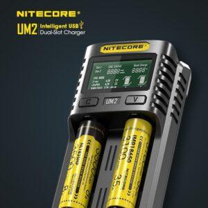 Nitecore UM2 charger