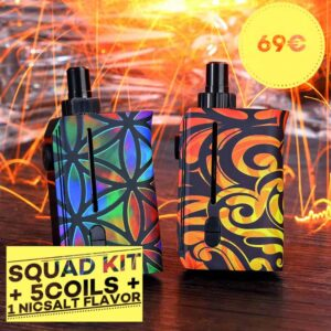 Value Pack Squad Tank Kit