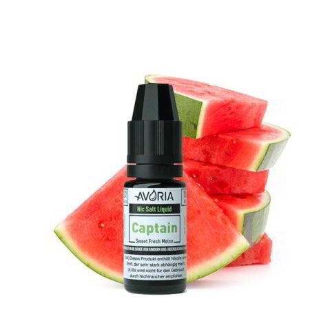 avoria captain nicsalt xsmokers green