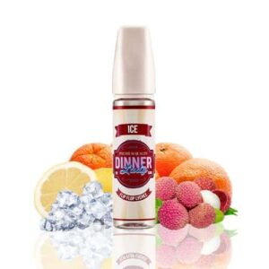 Dinner Lady Ice Flip Flop Lychee 50ml