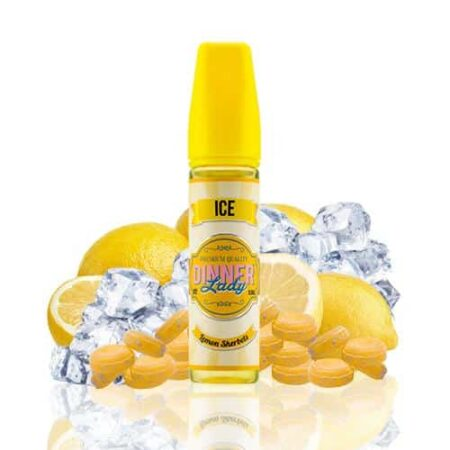 dinner lady ice lemon sherbets 50ml xsmokers greece