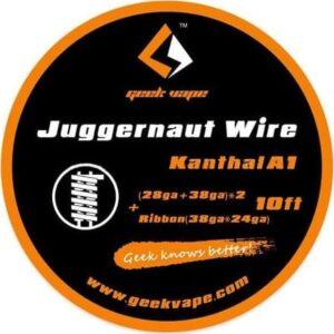 Geek Vape Kanthal A1 Juggernaut Wire 3m