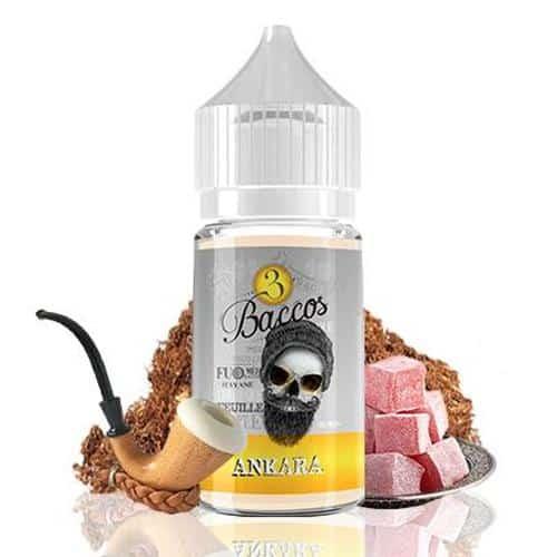 3 baccos aroma Ankara 30ml xsmokers greece