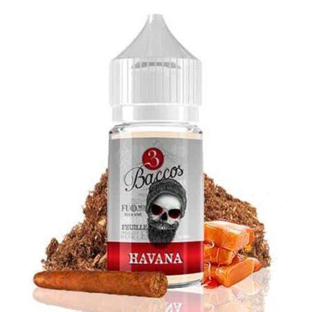 3 baccos aroma havana 30ml xsmokers greece
