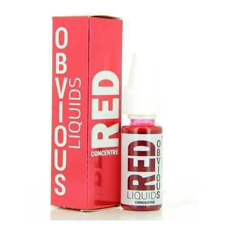 obvious liquids red 10ml xsmokers greece